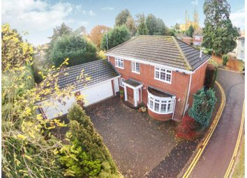 Thumbnail 4 bed detached house for sale in Jelleyman Close, Blakebrook Kidderminster