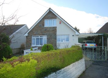 Thumbnail 3 bed detached bungalow for sale in Penybanc Road, Ammanford