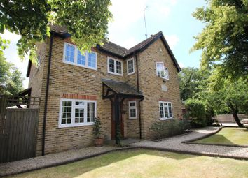 Thumbnail 5 bed detached house for sale in Whitewebbs Road, Enfield