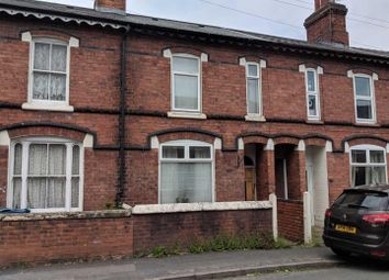 Thumbnail 3 bed terraced house for sale in Cooperative Street, Stafford