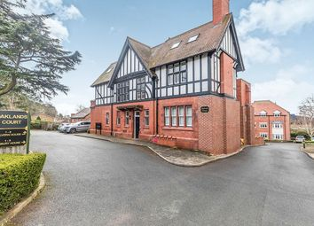 Thumbnail 2 bed flat for sale in Oaklands Court Battenhall Road, Worcester