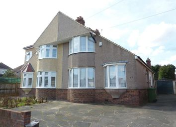 Thumbnail 3 bed semi-detached house for sale in Belmont Avenue, Welling