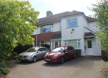 Thumbnail 1 bed semi-detached house to rent in Court Road, London
