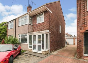 3 bed semi-detached house for sale in Roundmoor Drive, Cheshunt, Waltham Cross EN8
