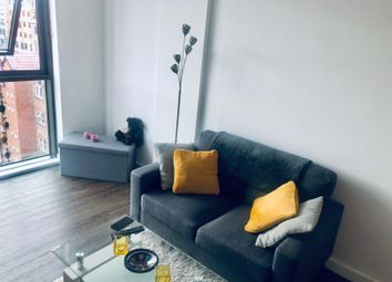 2 bed flat to rent in Hodgson Street, Sheffield S3