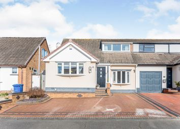 Thumbnail 4 bed semi-detached house for sale in Foxcroft Close, Chasetown, Burntwood