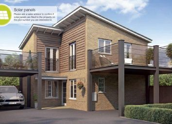 Thumbnail 3 bed property for sale in Main Road, Barleythorpe, Oakham