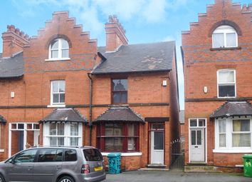 Thumbnail 3 bed end terrace house for sale in Foxhall Road, Nottingham