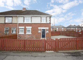 Thumbnail 4 bed semi-detached house for sale in Green Lane, Dudley, Cramlington