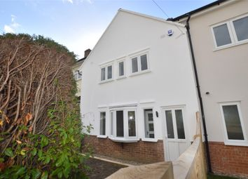 3 bed terraced house for sale in Garden Road, Sevenoaks, Kent TN13