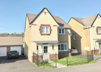 Thumbnail 4 bedroom detached house for sale in Cae Morfa, Skewen, Neath
