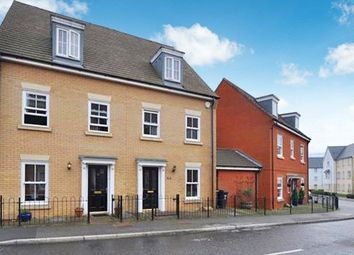 Thumbnail Semi-detached house for sale in Baynard Avenue, Flitch Green, Dunmow