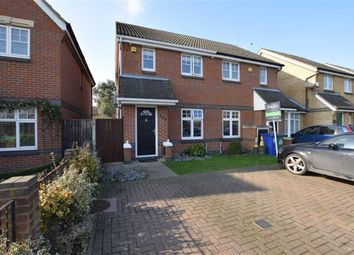 Thumbnail 2 bed semi-detached house for sale in Cole Avenue, Chadwell St Mary, Essex