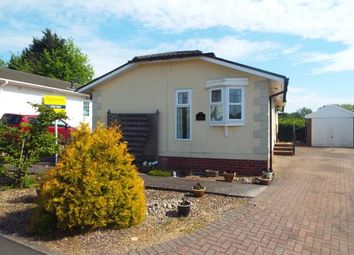Thumbnail 2 bed mobile/park home for sale in Lonsborough Gardens, Langham, Oakham, Rutland