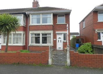 Thumbnail 3 bed end terrace house for sale in Heathfield Road, Fleetwood