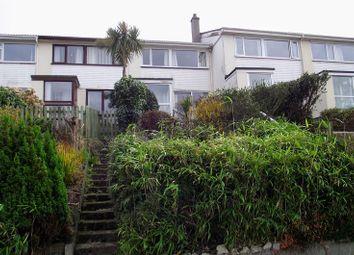 Thumbnail 3 bedroom terraced house to rent in Chellew Road, Truro