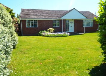 Thumbnail 4 bed bungalow for sale in Crofton Lane, Hill Head, Hampshire