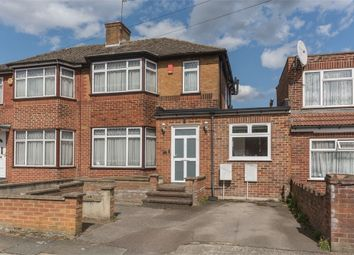 Thumbnail 4 bed semi-detached house for sale in Derwent Crescent, Stanmore, Greater London