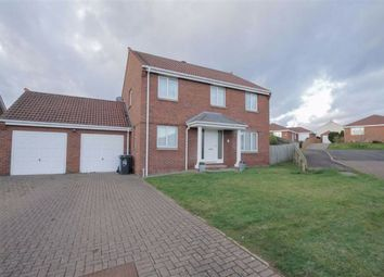 Thumbnail 4 bed detached house for sale in Meadow Grange, Berwick Upon Tweed, Northumberland