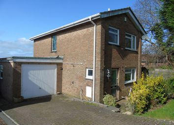 Thumbnail 3 bed detached house for sale in Cheviot Close, Fforestfach, Swansea
