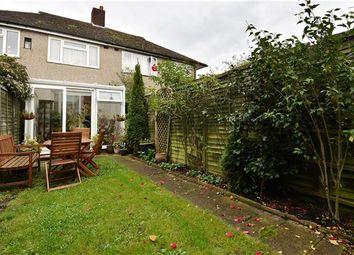 Thumbnail 2 bedroom maisonette for sale in Byards Croft, London