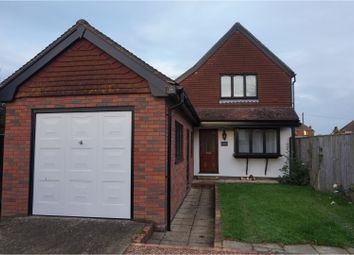 Thumbnail 4 bed detached house to rent in Grange Road, Tenterden