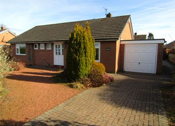Thumbnail 3 bed detached bungalow for sale in 5 Croft Park, Wetheral, Carlisle, Cumbria