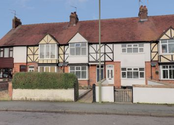 3 bed terraced house for sale in Longlands Lane, Market Drayton TF9