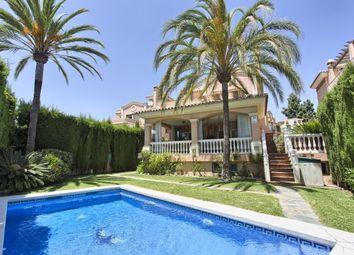 Thumbnail 6 bed villa for sale in Spain, Málaga, Marbella