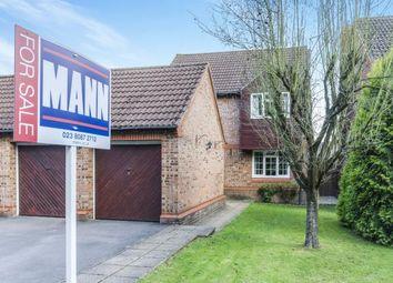 Thumbnail 4 bed detached house for sale in Ashurst Bridge, Southampton, Hampshire