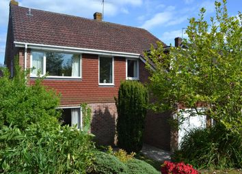 Thumbnail 4 bed detached house for sale in New Road Hill, Midgham, Reading