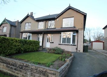 Thumbnail 5 bed semi-detached house for sale in Idle Road, Five Lane Ends, Bradford