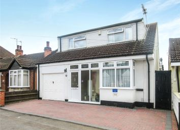 Thumbnail 3 bed detached house for sale in Brighton Avenue, Syston, Leicester, Leicestershire