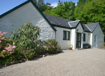 Thumbnail 5 bed cottage for sale in The Old Cottage, Arduaine