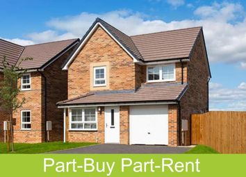"Thumbnail 3 bedroom detached house for sale in ""Derwent"" at Coulson Street, Spennymoor"