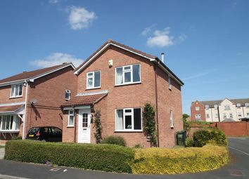 Thumbnail 3 bed detached house for sale in Prestwick Court, York