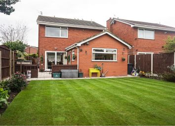 Thumbnail 4 bed detached house for sale in Wigston Close, Southport