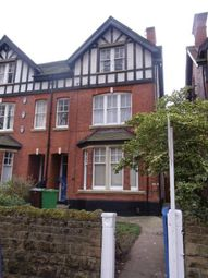Thumbnail 2 bed flat to rent in Tavistock Drive, Nottingham