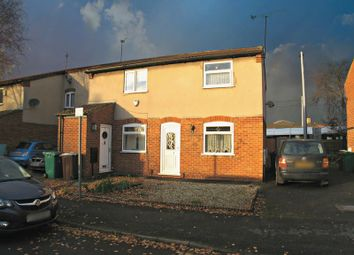 Thumbnail 2 bed semi-detached house for sale in Kinglake Place, Nottingham