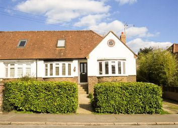 Thumbnail 3 bed semi-detached bungalow for sale in Vale Road, Haywards Heath