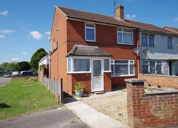 Thumbnail 3 bedroom end terrace house for sale in Frobisher Drive, Swindon