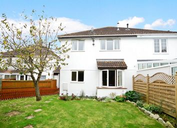 Thumbnail 2 bed end terrace house for sale in Furze Cap, Kingsteignton, Newton Abbot, Devon