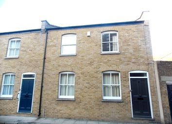 Thumbnail 3 bed end terrace house for sale in Steels Lane, London