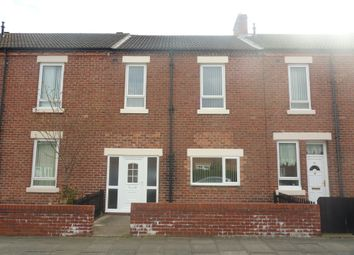 Thumbnail 3 bedroom terraced house for sale in Lansdowne Road, Forest Hall, Newcastle Upon Tyne