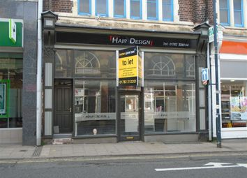 Thumbnail Retail premises to let in The Strand, Longton, Staffordshire