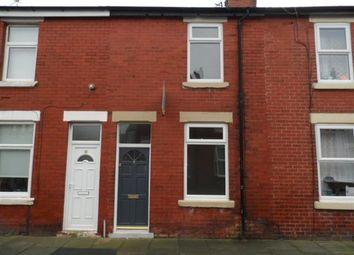 Thumbnail 2 bedroom terraced house for sale in Laburnum Street, Blackpool