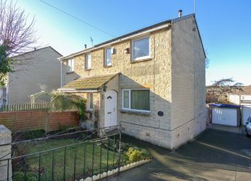 Thumbnail 2 bed semi-detached house for sale in Chaucer Close, Honley, Holmfirth