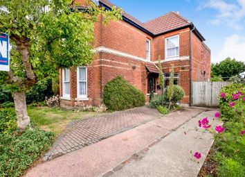 Thumbnail 4 bed detached house for sale in Hardway, Gosport, Hampshire
