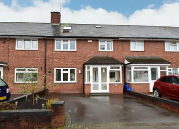 Chilcote Close, Hall Green, Birmingham B28. 4 bed terraced house for sale