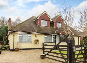 Thumbnail 4 bed detached house for sale in Chelsham Common, Warlingham
